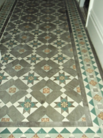 Victorian floor Restoration in Lancaster after Carpet Removal