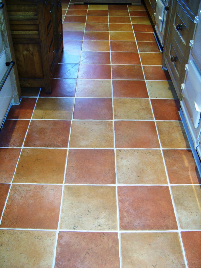 Grout Colouring After