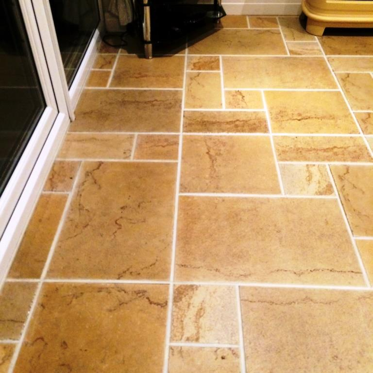 Grout Colouring Morecambe 2 After