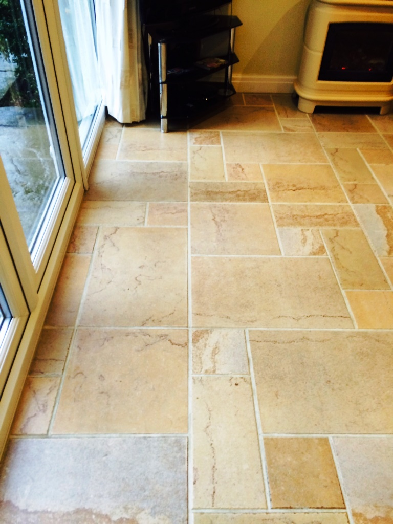 Grout Colouring Morecambe 2 Before