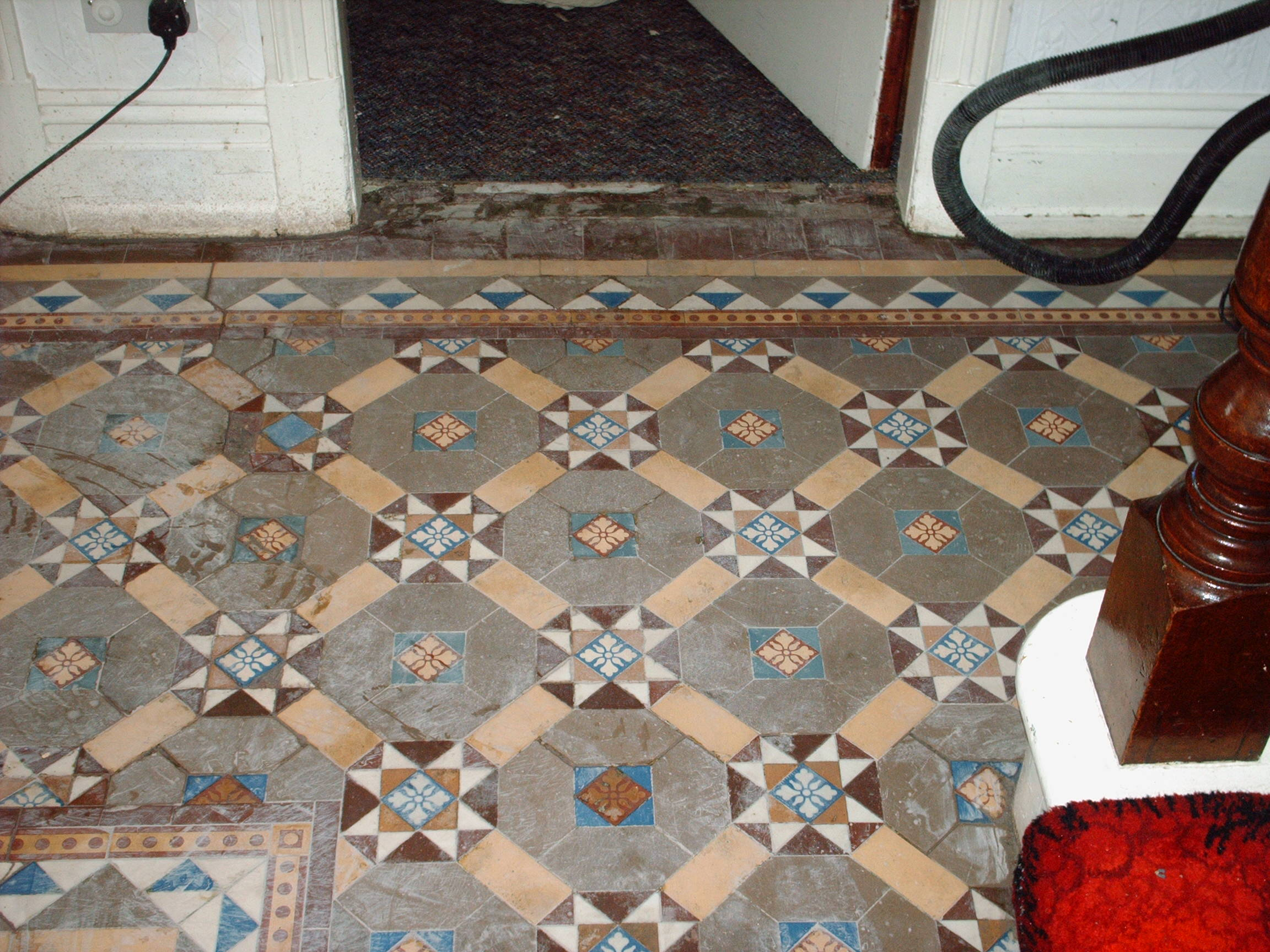 Restoring victorian floor tiles gallery home flooring design victorian floor tiles restoration image collections tile victorian floor restoration tile cleaners tile cleaning victorian floor doublecrazyfo Gallery