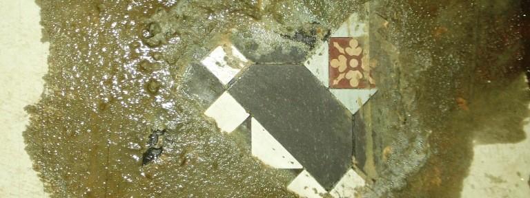 Victorian Floor in Lancaster