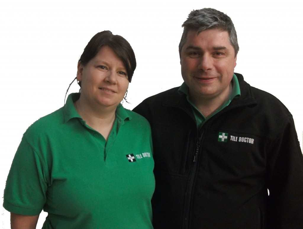 Lancashire Tile Doctor Heidi and Russell Taylor