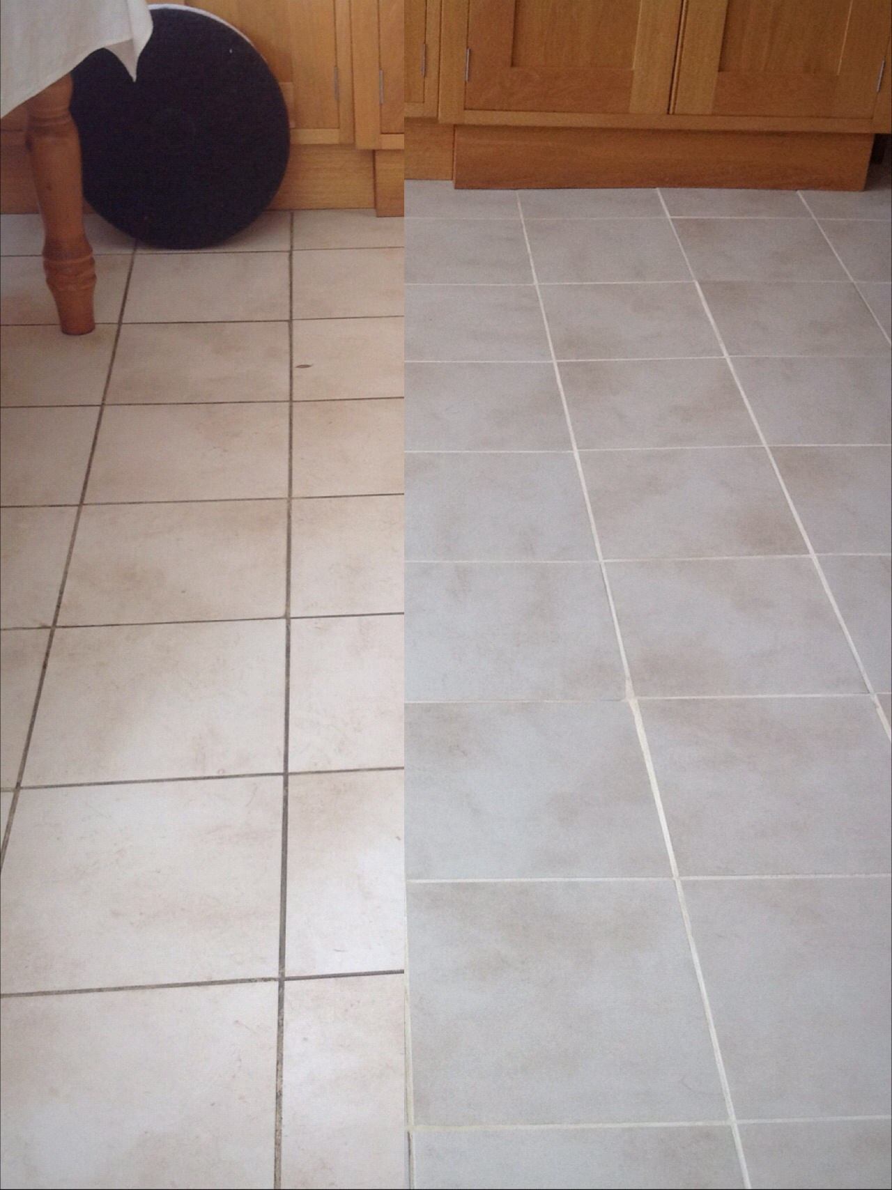 Cleaning kitchen floor tile and grout grout protection dailygadgetfo Images