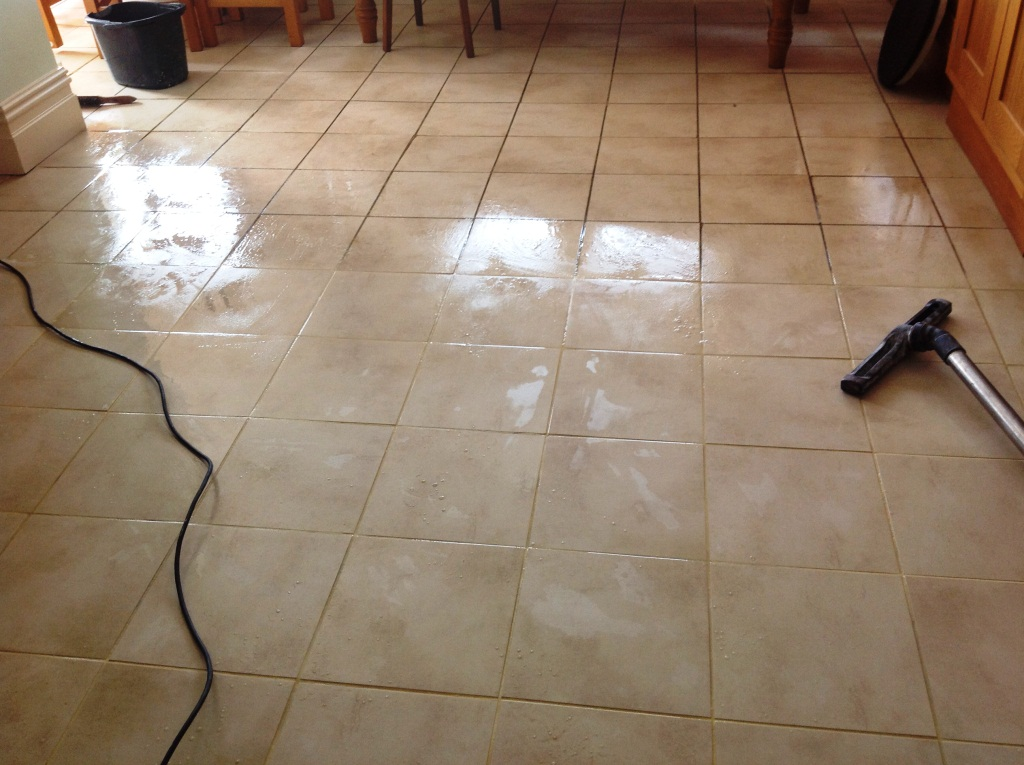 How To Clean Kitchen Grout Tile Floor Aunt Sue Info