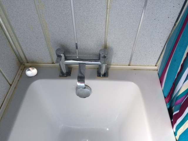 Replacing The Silicone Sealant Around A Sink In Garstang Tile Doctor Lancashire