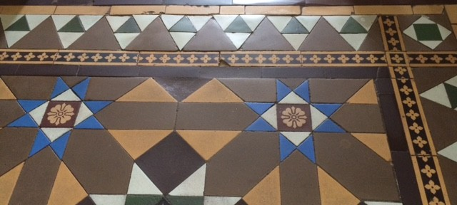Resolving Lippage Issues With Uneven Victorian Floor Tiles In Turton