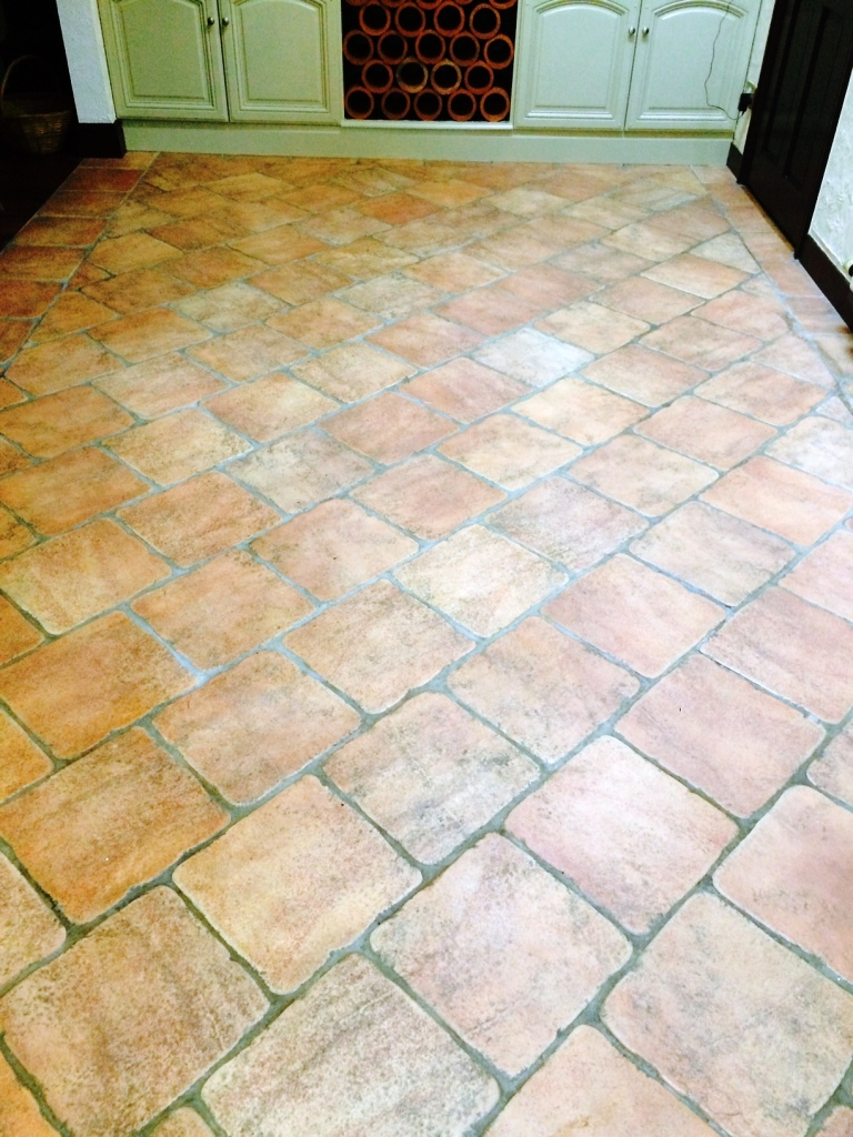 Grout Colouring Preston Before