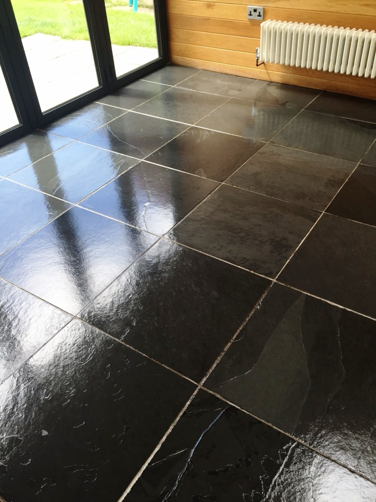Sealant for floor tiles