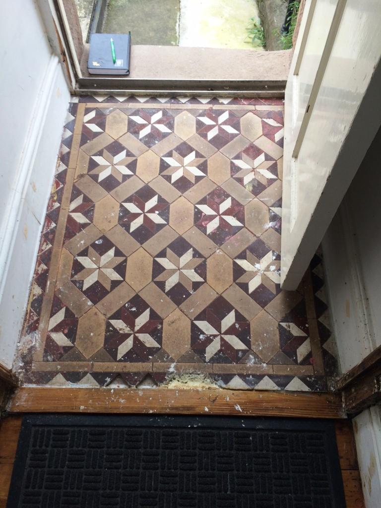 Victorian Tiles Tile Doctor Lancashire