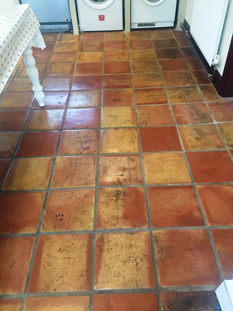 Wet Kitchen Floor Stone Cleaning And Polishing Tips For Terracotta Floors
