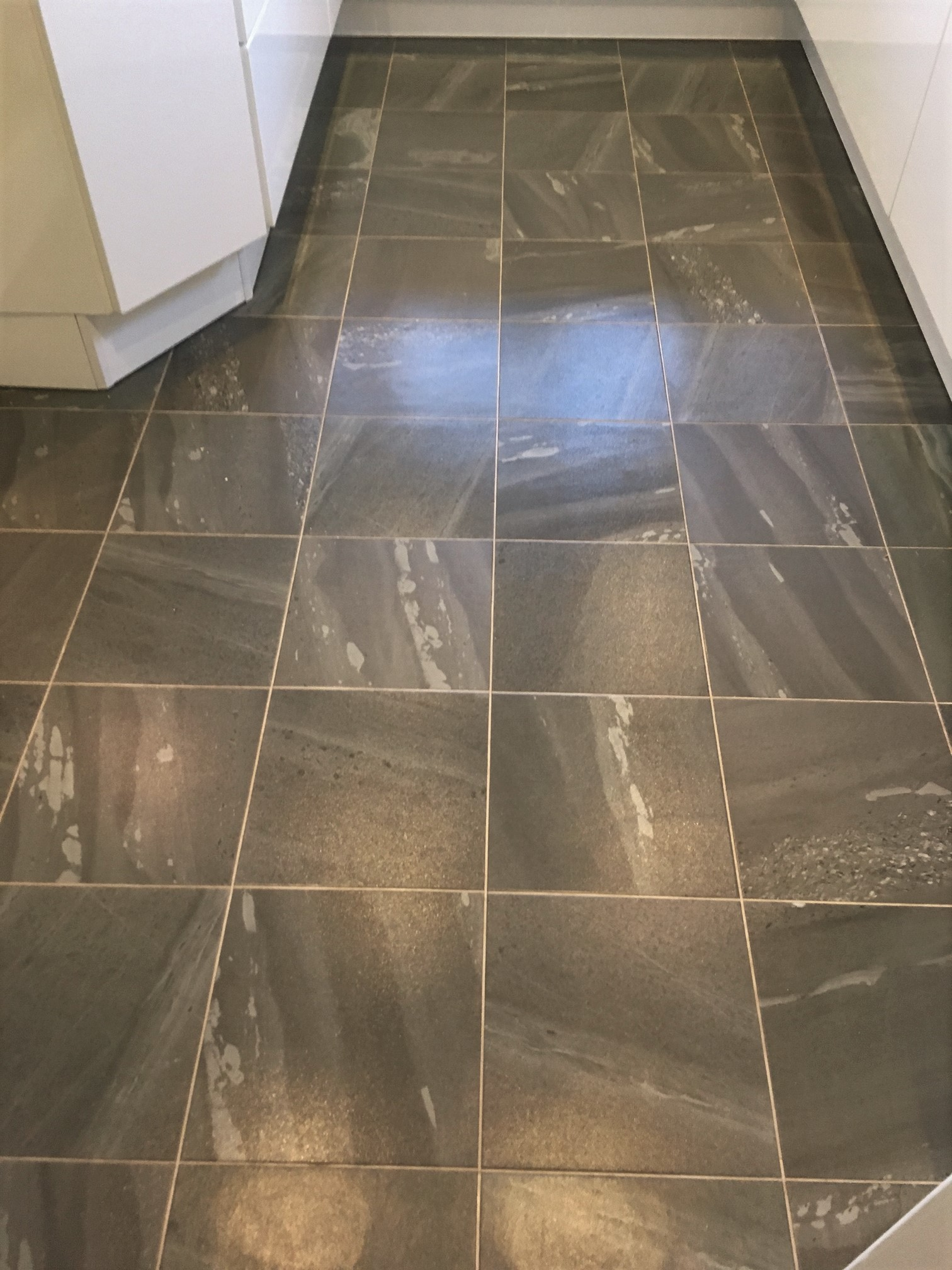 Amtico vinyl floor tiles cleaned and sealed in a heysham kitchen amtico vinyl floor tiles cleaned and sealed in a heysham kitchen tile doctor lancashire doublecrazyfo Images