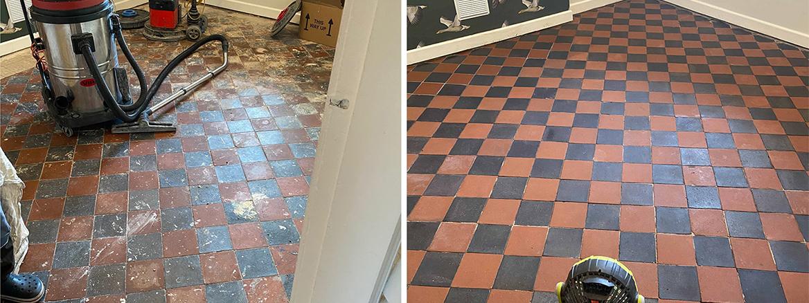 Restoring an Original Victorian Floor in Lancaster